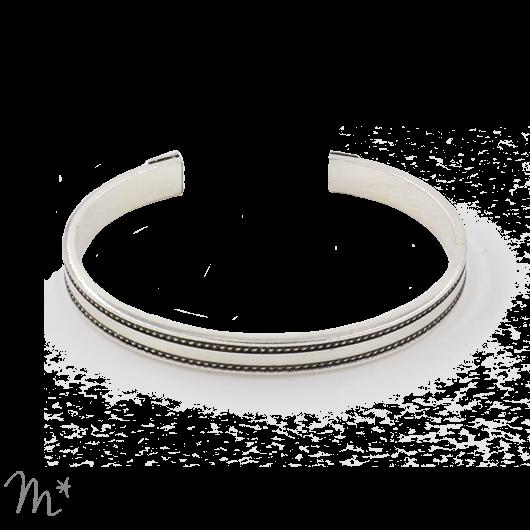 Bracelet Luna argenté