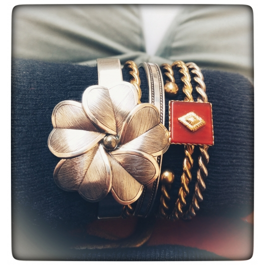 Bracelet Marion Doré Amazonite