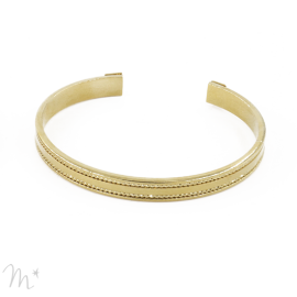 Bracelet Luna Doré