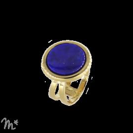 Bague Kim Lapis lazuli