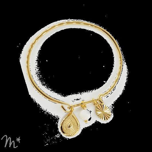 Bracelet Joséphine jonc