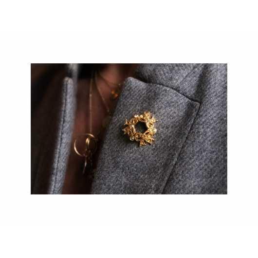 Pin's Rose