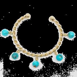Bracelet ARTY bleu