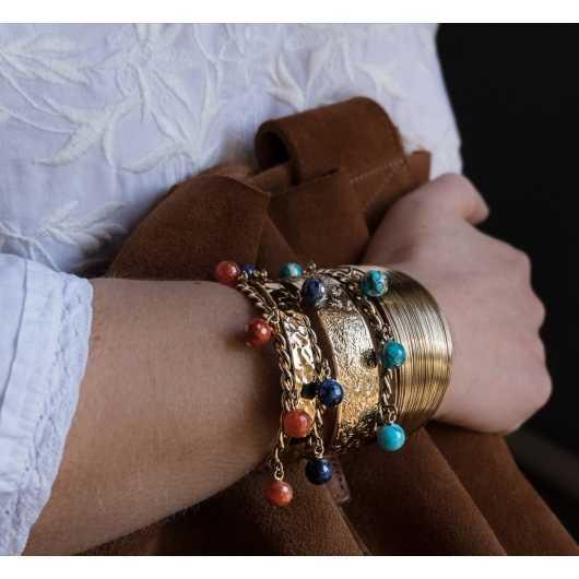 Bracelet ARTY sodalite
