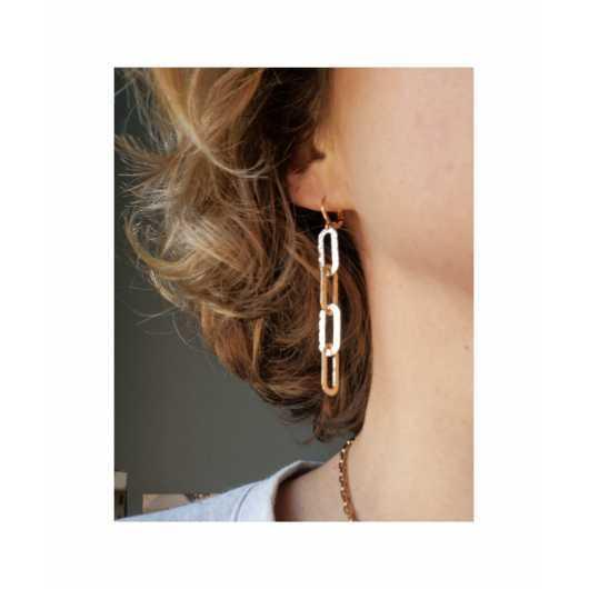 Boucles d'oreilles Judith