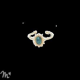 Bague Paloma turquoise