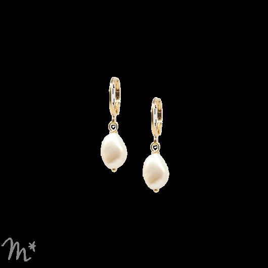 Boucles d'oreilles ARTY pearl