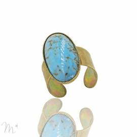 Bague Lili turquoise