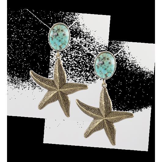 Boucles d'oreilles Océane 6