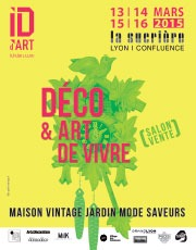Salon ID d'ART - LYON - 13 - 16 Mars 2015